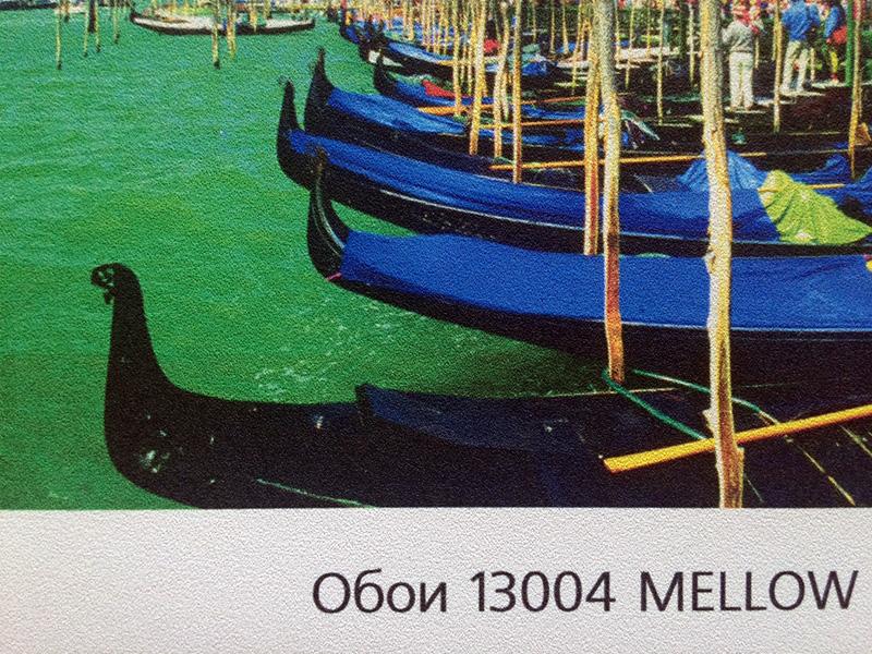 рисованые фотообои с венецией и лодками