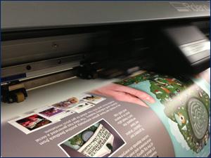 Печать банеров на широкоформатном принтере