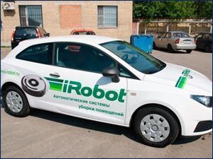 брендирование корпоративного автомобиля