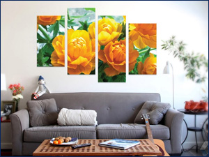 модульные картины в квартиру